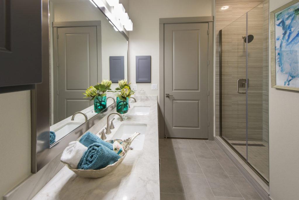 Houston luxury apartment amenities