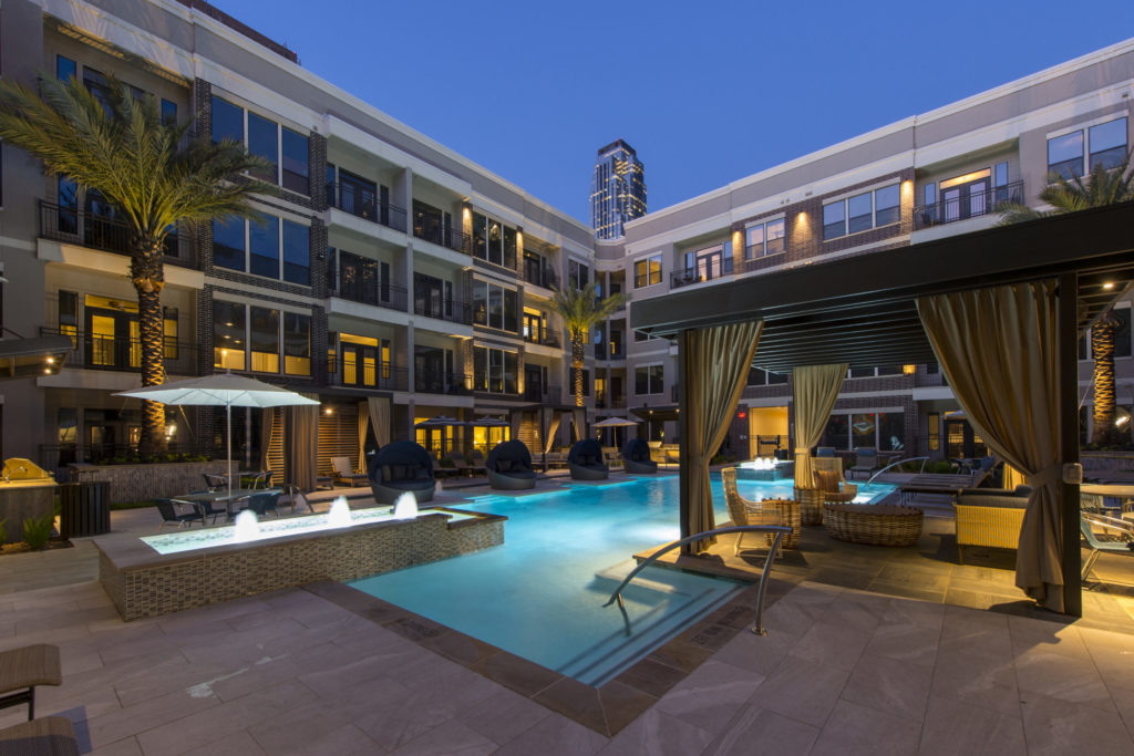 More than Luxury Apartments in Uptown Houston