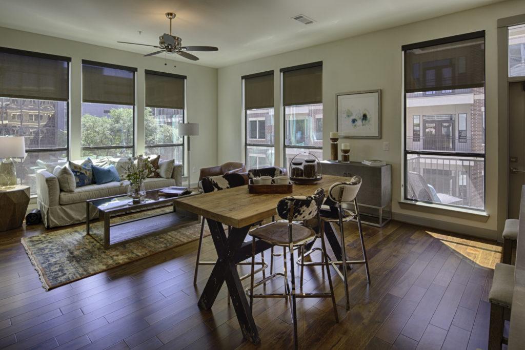 luxury apartments in Houston