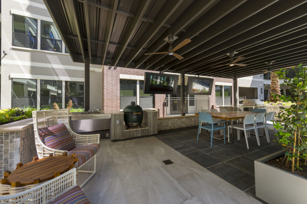 luxury apartment community in Houston
